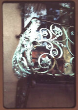 374 Pacific St Brooklyn Heights NYC Vintage 35MM Slide Art Nouveau Balcony 1975