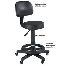 Master Equipment Grooming Stool Deluxe w/Back Rest TP212-12 Pet stools NEW