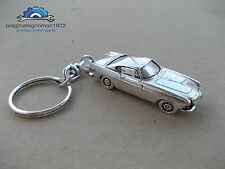 VOLVO P 1800  KEYCHAIN SILVER PLATED!!