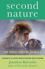 Second Nature: The Inner Lives of Animals (MacSci)-ExLibrary