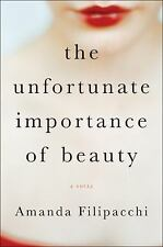 The Unfortunate Importance of Beauty: A Novel-ExLibrary