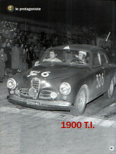Fascicolo Alfa Romeo Collection - monografia Alfa Romeo 1900 TI Berlina