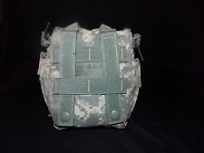 U.S. Military Issue MOLLE ACU Canteen Utility Magazine First Aid Pouch  NEW