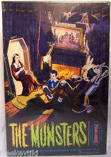 The Munsters Living Room Polar Lights 1997 Model # 5013 Original Classic TV Show