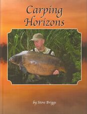 BRIGGS STEVE COARSE FISHING BOOK CARPING HORIZONS hardback BARGAIN new