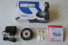 LADESTATION -Wireless Carger QI1001- QInside - NEU Ladegerät für Samsung usw.