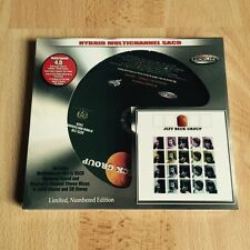 Jeff Beck Group - Same Audio Fidelity Numbered Ltd. Ed. Hybrid Multichannel SACD