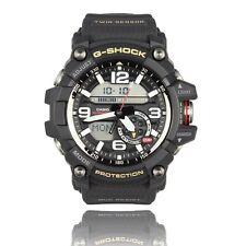 Acción Casio gg-1000-1aer g-shock MudMaster premium reloj nuevo y original