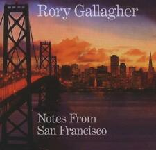 Rory Gallagher - Notes From San Francisco, 2CD Neu