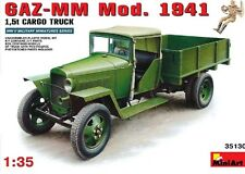 MINI ART MPN 35130 GAZ MM MOD. 1941 CARGO TRUCK 1/35 SCALE