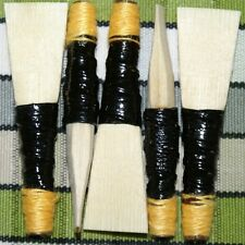 WARNOCK 5 PACK ( DAVID CHESNEY ) Pipe chanter reed highland Bagpipe pipes medium