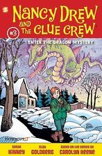 Nancy Drew and the Clue Crew: Nancy Drew and the Clue Crew - Enter the Dragon...
