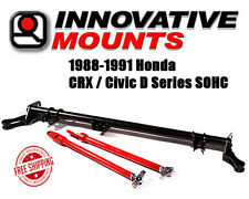 innovative Competition Traction Bar 1988-1991 Honda CRX Civic B Series DOHC EF