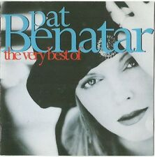 Pat Benatar CD The Very Best Of Pat Benatar - Italy (M/EX)
