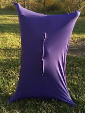 CENTsory Body Sock L PURPLE  Special Needs Autism ADHD Sensory Made in the USA