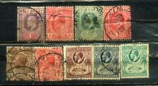 Gold Coast Nice Stamps Lot 1