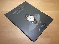 Booklet A. LANGE & SÖHNE - Acerca de Relojeros y Visionarios - Español Spanish
