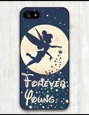 Disney Tinkerbell 'Forever Young' Quote Plastic  Case For iPhone 6 Or 6s