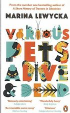 Various Pets Alive and Dead by Marina Lewycka - NEW Paperback