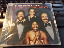 Live at the Roxy by Gladys Knight & the Pips (Album CD, Nov-1998, Legacy) Sealed