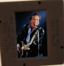 COLLIN RAYE Love, Me   Little Rock  I Think About You  1992 ORIGINAL SLIDE 2