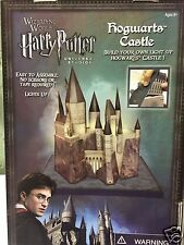 Hogwarts U Build It Castle Model Wizarding World of Harry Potter Universal NEW