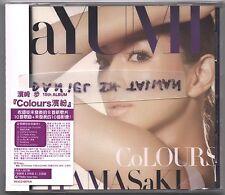 Ayumi Hamasaki: Colours (2014) Japan/ CD & DVD TAIWAN