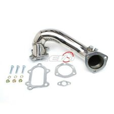 REV9 TOYOTA MR2 MR-2 3SGTE MOTOR TURBO DOWNPIPE STAINLESS STEEL PERFORMANCE RACE