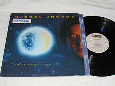 MICHEL JONASZ Unis Vers L'Uni LP 1985 Wea Records Made in Canada VG/VG