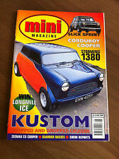 Mini Magazine August 1998 CS Zeemax, 1380cc, Monte, Roof chopped, Estate