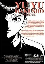 Ninku / Yu Yu Hakusho DVD Japanese & English 2001 NEW!