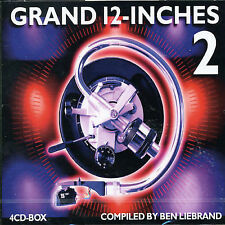 Grand 12-Inches, Vol. 2 by Ben Liebrand (CD, Sep-2005, 5 Discs, Sony)