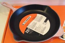 LE CREUSET  Cast Iron   Chiffon Pink   11.75 Inch    Skillet    Fry Pan    NEW