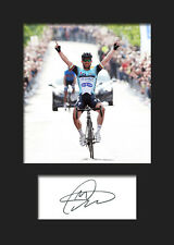 MARK CAVENDISH #1 Signed Photo A5 Mounted Print - FREE DELIVERY