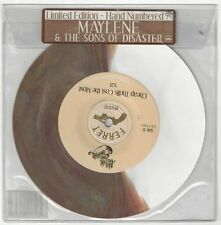 "Maylene and the Sons of Disaster ""Where the Saints Roam"" 7"" OOP /1000 Underoath"