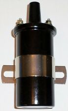BLACK 45,000 Volt Coil Electronic Ignition without resistor OIL Filled NEW
