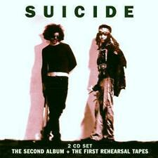 Suicide ( Alan Vega t ) The Second Album & The First Rehearsal Tapes NEU 27 Trac