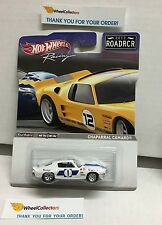 Racing Road Racers Series * Chaparral Camaro * 2012 Hot Wheels * ROADRCR * N4