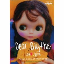 Dear Blythe love Gina scrap book of memories Photography Gina Garan Doll Photo