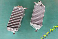 BRACED ALUMINUM RADIATOR YAMAHA YZ450F/YZ 450 F 2014-2016 RIGHT+LEFT
