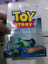 Hot Wheels TOY STORY 3 - RC To Go (1:64, Die-cast)