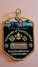 Boy Scouts Merit Badges Patches University of Scouting 2014