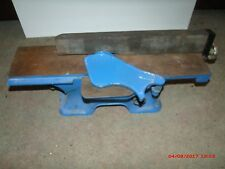 Sears Craftsman Jointer Planer 4 inch  Model No. 103