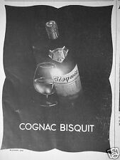 PUBLICITÉ 1948 COGNAC BISQUIT - ADVERTISING
