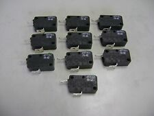 10 NEW SZM-V16-FA-62 FA62 NORMALLY CLOSE MICROWAVE OVEN DOOR MICRO SWITCH