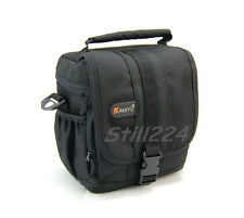 CANON Bridge Camera Powershot SX410IS Case Bag Shoulder Strap Memory Mobile