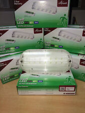 ASWTLED/3M 3 Watt LED maintained Emergency light IP65 *FREE P&P see options