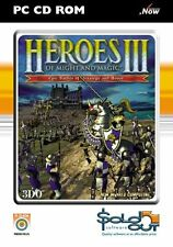 Heroes of Might and Magic 3 PC New and Sealed Heroes of Might and Magic III NEW