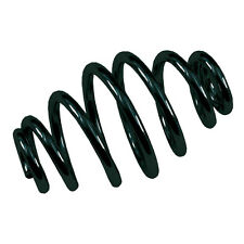 "1 MCS UNIVERSAL SOLO SEAT SPRING BLACK CLASSIC TAPERED 3"" BOBBER CHOP BC37544  T"