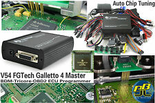 FGTech V54 Galletto 4 Master ECU Programmer BDM TriCore OBD2 Chip Tuning